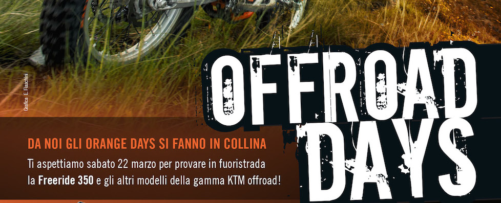 KTM Offroad Days