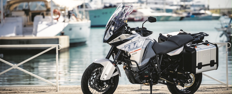 KTM 1290 Super Adventure in arrivo