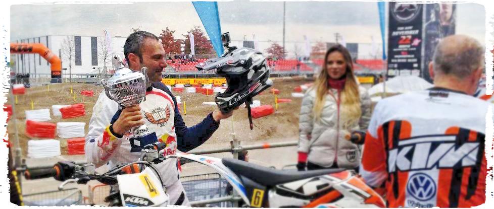 La Scuderia Milani vince anche nel motocross elettrico