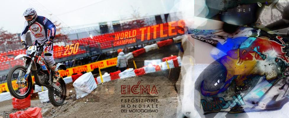 Le novità KTM ad Eicma 2014