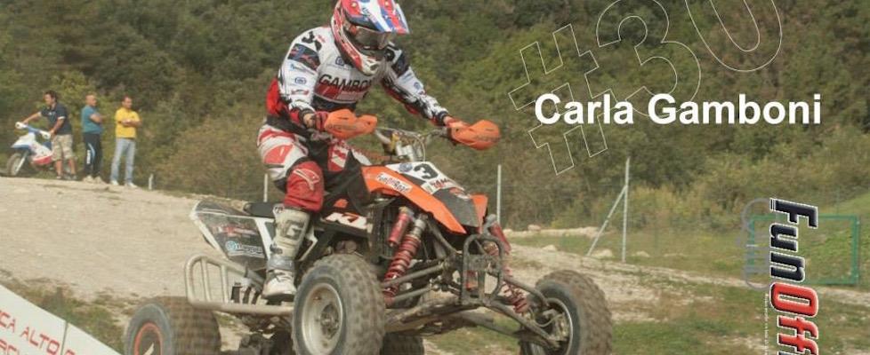 Le KTM a quattro ruote con Carla e Massimo