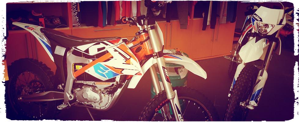 KTM Freeride E – Il futuro è già presente da Milani