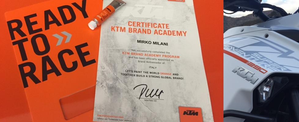 KTM Academy – Adventure e Super Adventure