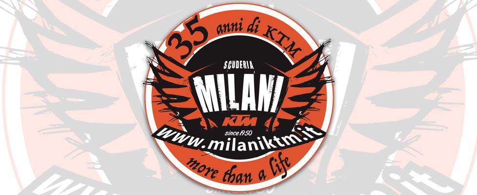 35 anni di KTM a Roma