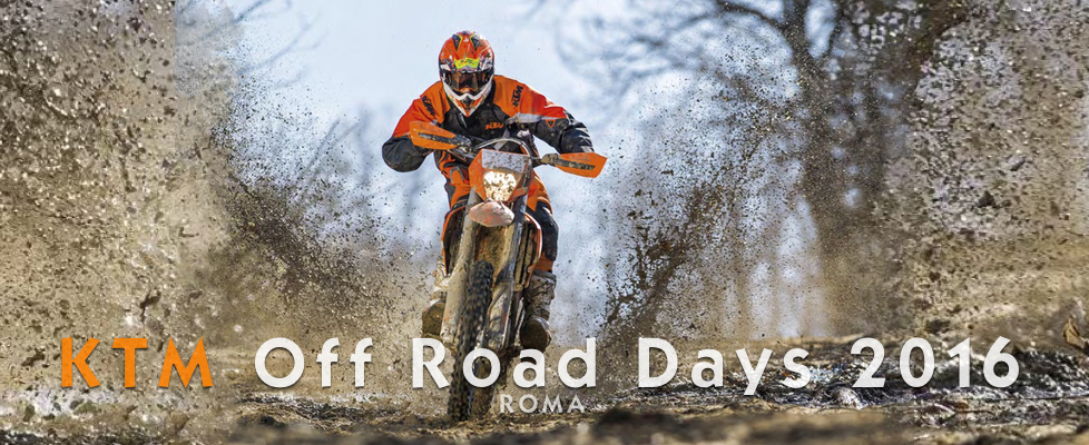 KTM Off Road Days gamma Off Road 2016