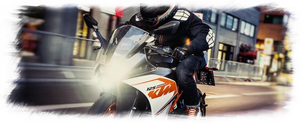 Promozione KTM RC 125