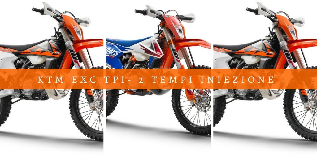 KTM EXC TPI ad iniezione elettronica, Il futuro è arrivato