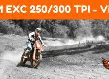 KTM EXC 250 300 TPI 2018 - Video