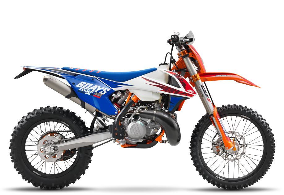 KTM 250 EXC TPI SIX DAYS 2018