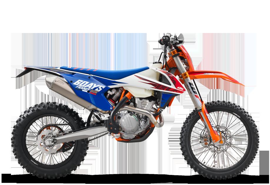 KTM 350 EXC-F SIX DAYS 2018