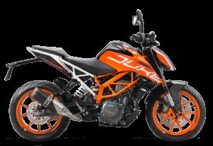 KTM 390 DUKE 2018 KTM Roma
