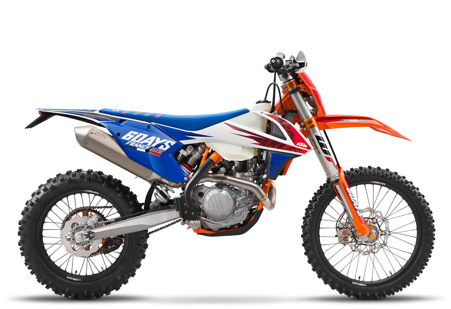 KTM 500 EXC-F SIX DAYS 2018 KTM Roma