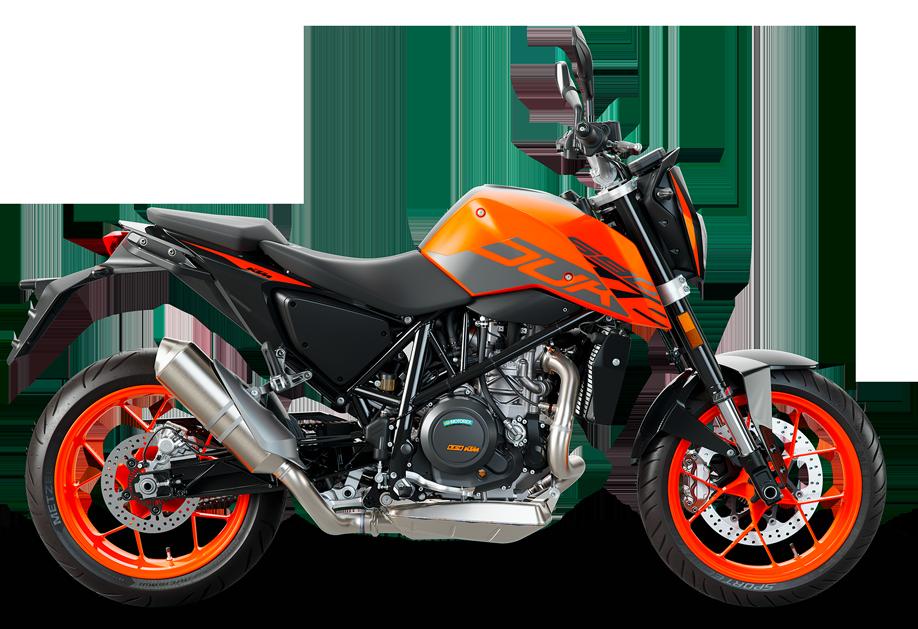 KTM 690 DUKE 2018 KTM Roma