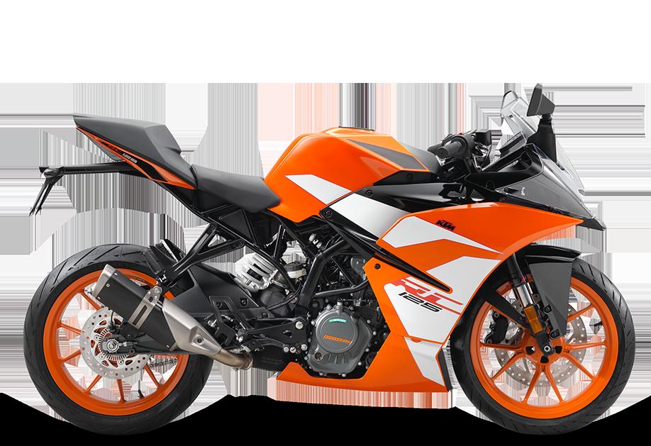 KTM RC 125 2018 KTM Roma