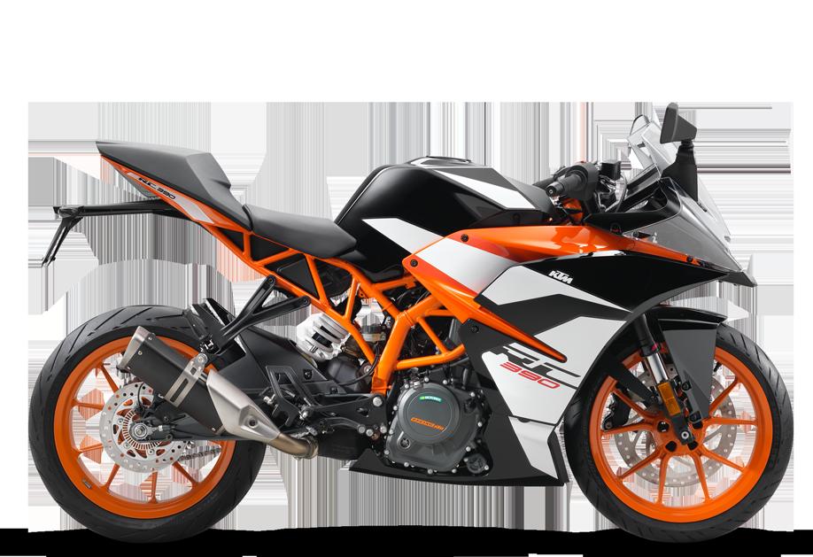 KTM RC 390 2018 KTM Roma