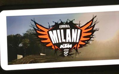 Online il nuovo sito Milani KTM