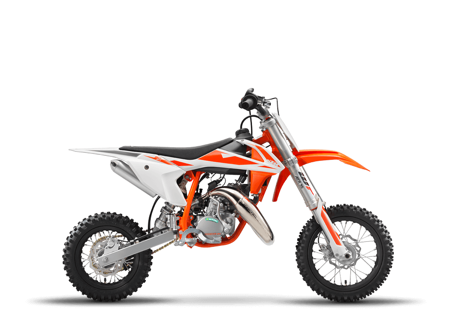 KTM 50 SX 2019 Roma