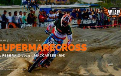 Supermarecross 2019 – Maccarese