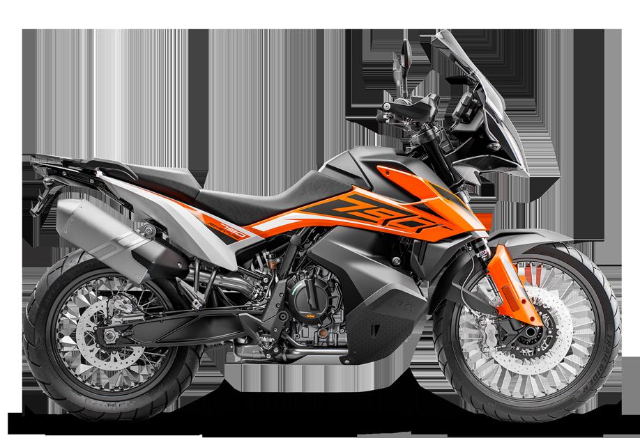 KTM Roma KTM 790 Adventure 2019