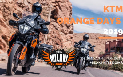 KTM Orange Days 2019 Roma
