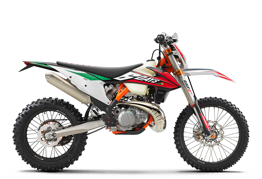 KTM 300 EXC TPI SIX DAYS 2020 Roma