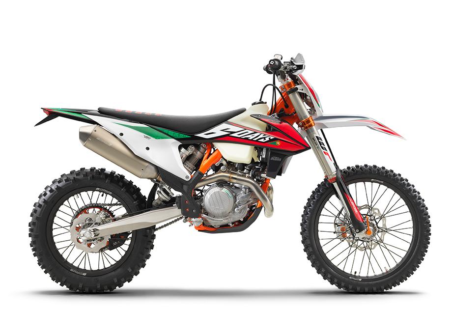 KTM 450 EXC-F SIX DAYS 2020 Roma
