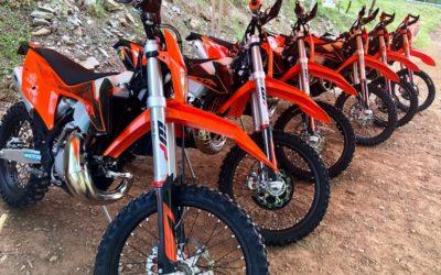 KTM EXC 2020 in pronta consegna