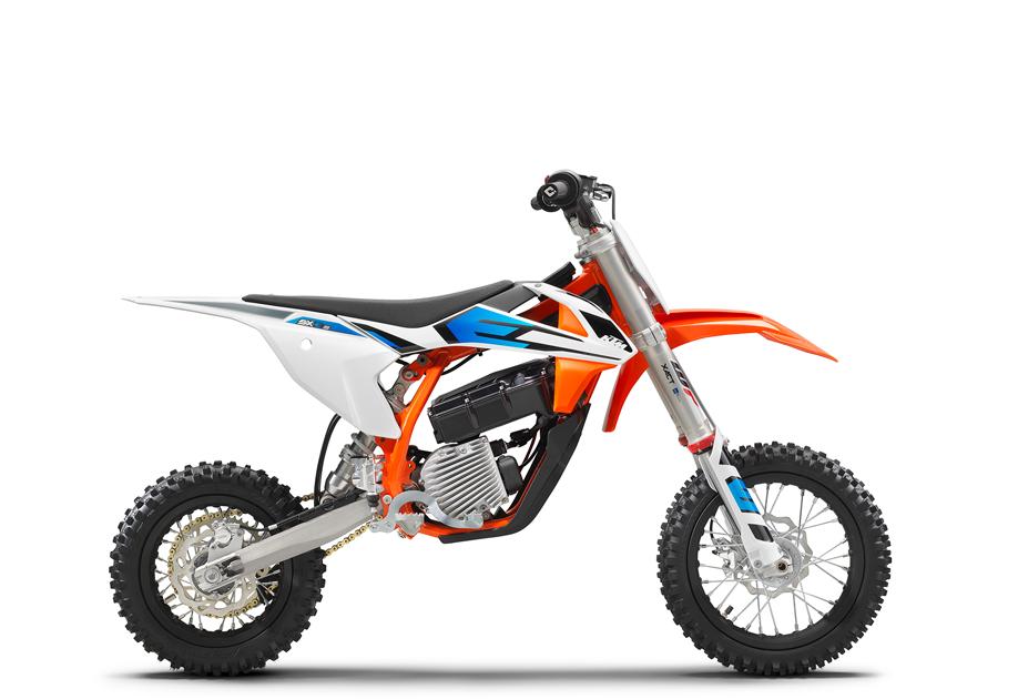 Moto elettrica KTM Roma