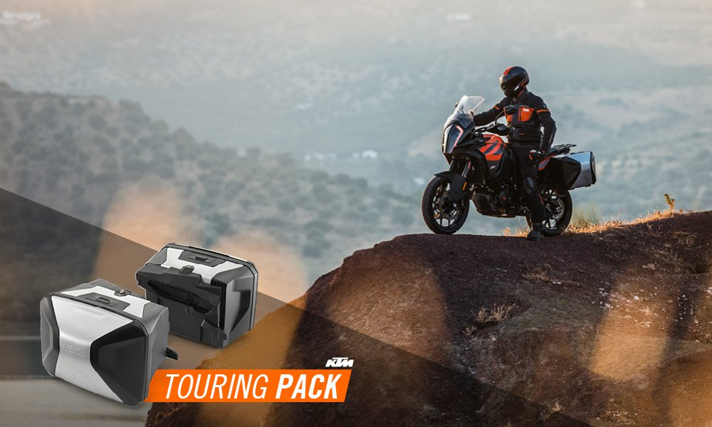 KTM Touring Pack per KTM Super Adventure